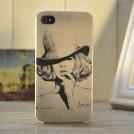 Стильный чехол для iPhone 4 4s 5G