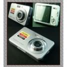 "DC-630 - цифровая камера, 12 MP, 2.7"" TFT LCD, 4х цифровой зум, система стабилизации изображения"