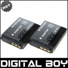 NP-FR1 - 2 аккумулятора для Sony Cyber-shot DSC-V3 DSC-T50 DSC-T30