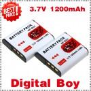NP-BG1 - 2 аккумулятора для Sony HX30 DSC-W100 W100B