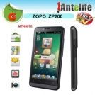 "ZOPO ZP200 - смартфон, Android 4.0.3, MTK6575 (1GHz), 4.3"" ASV (3D), 1GB RAM, 4GB ROM, 3G, Wi-Fi, Bluetooth, GPS, FM, HDMI, 8MP задняя камера, 0.3MP фронтальная камера"