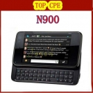 "Nokia N900 - смартфон, Maemo 5, Cortex A8 (600MHz), 3.5"" TFT LCD, 256MB RAM, 32GB ROM, 3G, Wi-Fi, Bluetooth, GPS, 5MP камера, QWERTY-клавиатура"