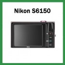 Nikon S6150 - цифровая камера, 16MP, 28mm широкоугольный объектив, стильный тонкий корпус