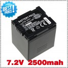 CGA-DU21 - аккумулятор Li-ion 2500 мАч для PANASONIC CGR-DU06 CGA-DU06
