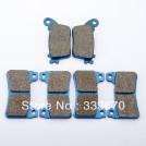 Полу-металлические передние и задние тормозные колодки для HONDA CBR1000, CBR600, CBR 600, 1000 RR, 2006 2007, 2008 2009, 2010