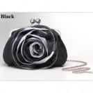Элегантная сумочка с розой