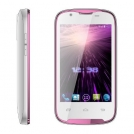 "A109G - смартфон, Android 2.3.6, MTK6515 (1GHz), 3.5"" TFT LCD, 256MB RAM, 256MB ROM, Wi-Fi, Bluetooth, FM, 2MP задняя камера, 0.3MP фронтальная камера"