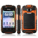 "Discovery V5 Rugged - смартфон, Android 2.3.5, MTK6515 (1.2GHz), 3.5"" TFT LCD,256MB RAM, 256MB ROM, 3G, Wi-Fi, Bluetooth, GPS, IP67, 5MP задняя камера, 0.3MP фронтальная камера"