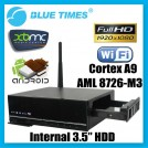 Bluetimes 3548M3 - ТВ-приемник, Android, HD 1080p, WiFi