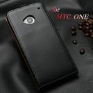 Кожаный чехол для HTC One M7, натуральная кожа