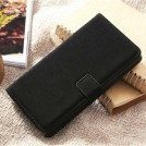 Кожаный чехол для Samsung Galaxy Note 3 с отделением для пластиковых карт и купюр, и подставкой