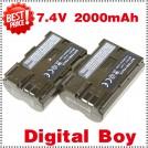 BP-511 - 2 аккумулятора для Canon BP511 10D 20D 20Da 300D 30D 5D 60D