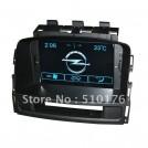 Duntuo DT8207 - Автомагнитола для OPEL Astra J 2010-2011, DVD, радио, GPS
