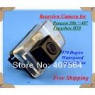 Автомобильная камера заднего вида для Peugeot 206/207/407/307/307SM /Fengshen H30, CMOS