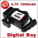 SLB-10A - аккумулятор + зарядное устройство + автомобильное зарядное устройство для Samsung L100 L110 L210 IT100 WB500 PL65