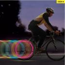 Подсветка колеса для велосипеда