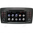 Автомобильный навигатор GPS, DVD для Mercedes Benz ML