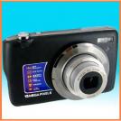 """DC800 - цифровой фотоаппарат, 15MP, 2.7"""" TFT (Сенсорный экран), 4x цифровой зум, стабилизация изображения"""