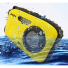 "Benma-B168 - цифровая водонепроницаемая камера, 9MP, 2.7"" TFT LCD, 8x цифровой зум, стабилизация изображения"