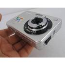 """DC530 - цифровой фотоаппарат, 12MP, 2.7"""" TFT LCD, распознавание лиц, стабилизация изображения"""