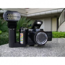 "DC600 - цифровая камера, 12MP, 2.4"" LTPS TFT LCD, 8x цифровой зум"