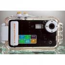"""Цифровая водонепроницаемая камера, 12MP, 2.0"""" LTPS TFT, 8x цифровой зум"""