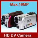 "HD-C5 - цифровая камера, 16MP, 3.0"" TFT LCD, 8x цифровой зум"