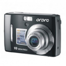 """ORDRO DC-890 - цифровая камера, 10MP, 2.7"""" LTPS LCD, 5x цифровой зум, 3x оптический зум"""