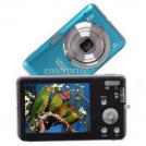 "ISSE DC-770 - цифровая камера, 12MP, 2.7"" TFT LCD, 8x цифровой зум"