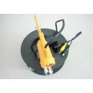 ZDE1 - цифровая зеркальная подводная Ч/Б камера для рыбалки, 420 TV Line, 20 метров кабеля