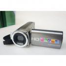 "HD-DVC - цифровая камера, 12MP, HD, 2.7"" TFT LCD, 4x цифровой зум"
