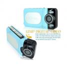 "7200A - цифровая камера, 12MP, HD 720P, 2.0"" TFT LCD, 4x цифровой зум"