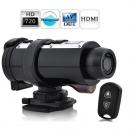 AT-20W - цифровая камера (видео-регистратор) для экстремального спорта, 5MP, пульт ДУ, лазерная подсветка, HD 720P