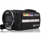 "Ordro HDV-VD2 - цифровая 3D-камера, HD 1080P, 16MP, 3.2"" TFT LCD, 10x цифровой зум"