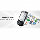 "Huawei U8150 IDEOS - смартфон, Android 2.2, 3G, 2.8"" сенсорный экран, камера 3.2MP, Wi-Fi, GPS"