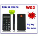 "Anycool W02 - мобильный телефон, 1.8"" TFT, FM, MP3"