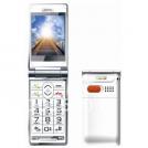 "V11 - мобильный телефон, 2.4"" TFT LCD, FM, MP3, 2 SIM"
