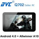 "DVC z7 - планшетный компьютер, Android 2.3, 7"", 1.5 GHz, 512MB RAM, 8GB ROM, HDMI, Wi-Fi"