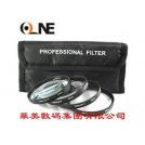Макро-фильтры (крупно-плановые) 58mm для Canon 300D/400D/500D/1000D (4 штуки)