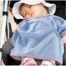 Одеяло-плащ для ребенка