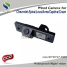 Проводная парковочная камера для Chevrolet Epica/Lova/Aveo/Captiva/Cruze