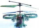 JH Gunship - радиоуправляемый вертолет с гироскопом и ИК-пультом, 24,5 см