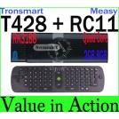 Tronsmart T428 - ТВ-приемник + беспроводная клавиатура, Android 4.2, 2Gb RAM, Bluetooth, HDMI, WiFi