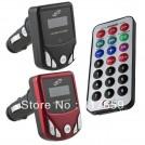 Автомобильный FM-трансмиттер, MP3-плеер, USB, пульт ДУ