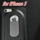 Чехол для iPhone 5 из алюминия с металлической вставкой-открывателем для бутылок, 2 вида