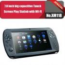 C7001 - портативная игровая приставка, HD 1080, видео чат, Skype, сенсорный дисплей + поддержка android 3D игр