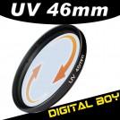 УФ фильтр 46 мм для Canon; Nikon; Sony; Olympus