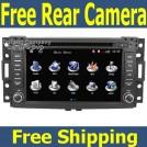 Автомагнитола для Hummer H3 2006-2009, DVD, GPS, радио, TV