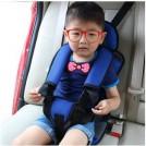 Портативное безкаркасное детское автомобильное кресло, 5 точек фиксации