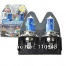 Галогенные лампы освещения, 12V, 100W, H4, 5000K
